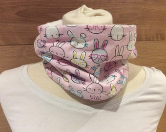 Cute bunnies Snood!