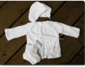 Newborn Sweater Set