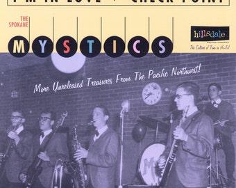 7-inch — The Spokane Mystics - I'm In Love b/w Check Point  HR-20 Hillsdale Records