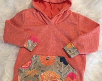 Baby and toddler Hooded sweatshirt