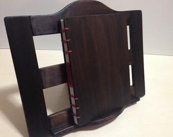 Bookstand signatures and agendas, Lectern, lectern for book signatures, lectern for Diaries, wooden lectern