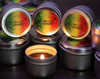 One Love Candles