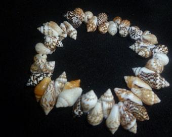 Seashell, nautical Bracelet