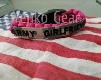 Army GirlFriend Bracelet