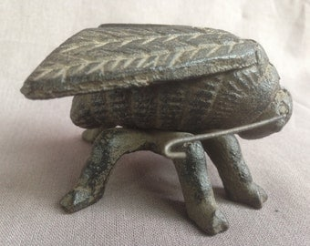 Vintage Cast Iron Bumble Bee Figurine - Offers are welcome