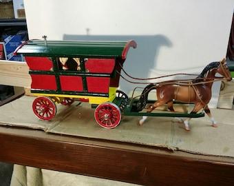 Gypsy wagon Bow Top