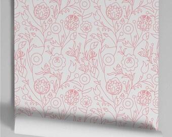Wallpaper Murdoch salmon