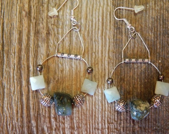 GREEN AGATE and JADE