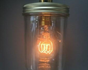Le Parfait Jar Edison Lamp