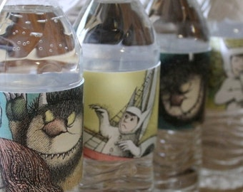 Bottle wraps pdf where the wild things are