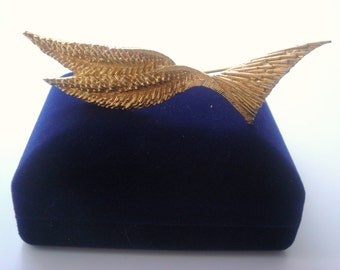 Fish Brooch,