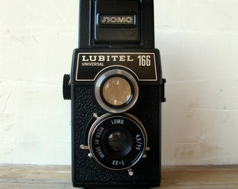 Camera Soviet times LUBITEL-166 universal