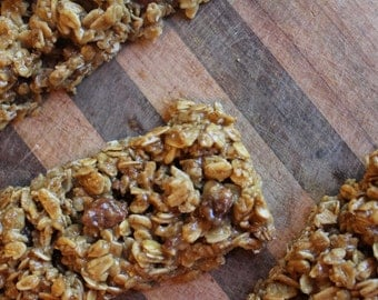 "One Dozen Maple Pecan Praline ""Superfood"" Energy Protein Bars- Vegan, Gluten Free, Sugar Free, Healthy Gift, Granola Bar"