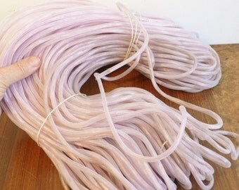 SALE Job lot Millinery making pink tubing // craft products // Swiss couture quality