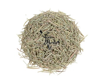 Greek Rosemary Dried Loose Leaf Grade A  - Buy Any 2x50g Get 1x50g Free!