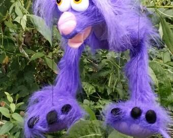 PlushFunky walking dog  puppets