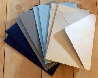 Envelope set (4 bar): Winter Shimmers II
