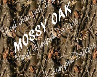 Printed Vinyl, Mossy Oak, Patterned Vinyl, HTV Prints, Vinyl Prints, Heat Transfer VInyl, Outdoor 651, Vinyl Sheets, Comouflage, Iron On