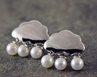 Plain Silver earrings women's jewelry earrings ear jewelry 925 gift SOR104