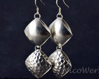 Silver earrings women's earrings jewelry earrings 925 gift SOR128