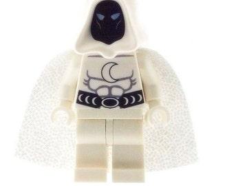 Custom Designed Minifigure - Superhero Moon Soldier