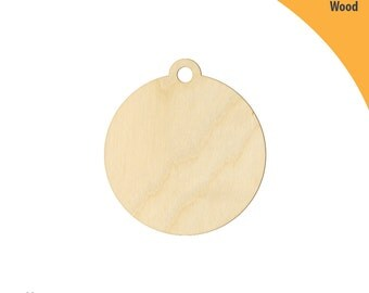 Circle Wood Cutout Shape, Laser Cut Wood Shapes, Crafting Shapes, Gifts, Ornaments Circle Shape