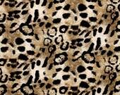 Leopard Spots - Custom Made Scrub Tops Nursing Uniforms