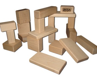 Toddler 20 Piece Block Set