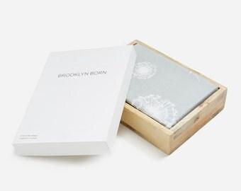 Organic Crib Sheet - Wishes & Dreams