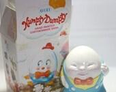 HALF OFF NIP Avon Humpty Dumpty bank, Humpty Dumpty bank, Avon product, New in original box bank, earthenware hand painted bank