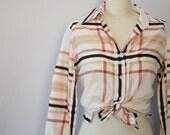 Hazel vintage dress shirt