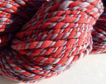 Cochindigo II-Handspun Wool Yarn