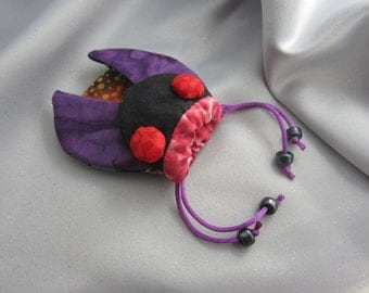 Jewel Bug Gift Pouch