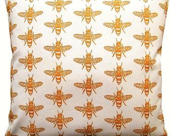 NEW 16x16 bee pillow