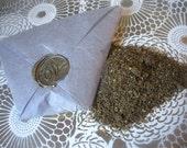 Jannia ~ A Natural Loose Powder Incense ~ Negativity Clearing
