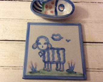 MA Hadley Spoon Rest and Trivet