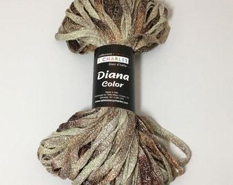 Destash - Stacy Charles Fine Yarns - Diana Color - Precious Metals