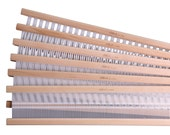 """Ashford Knitters Loom Reeds, all sizes and dents--12"""" 20"""" or 28"""", 2.5, 5, 7.5, 10, 12.5 or 15 dpi"""