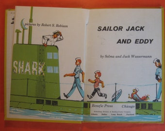 Sailor Jack and Eddy by Selma and Jack Wassermann