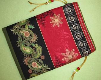 Tarot Card Bag Winter Solstice II Demeter's Lament Introspective Angel Spirit
