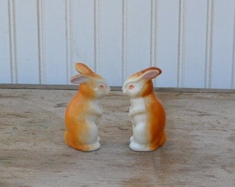 Peter Rabbit Salt and Pepper Shakers - Royal Hill Vintage