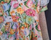 3-Piece Easter dress set size 18m-2
