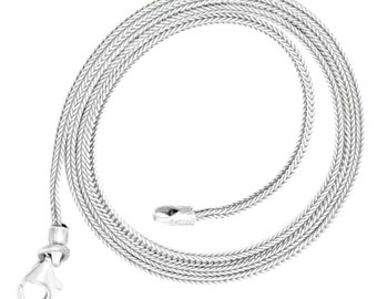 Shiny Sterling Silver Chain