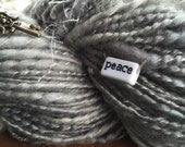 Hand Spun Bulky Art Yarn