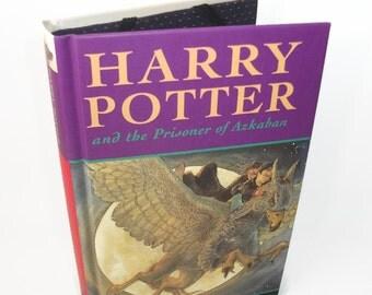 Harry Potter Book Prisoner of Azkaban, Ereader Cover, Tablet Device Case