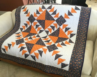 Patchwork Lap quilt #YP035
