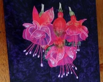 Quiltsy Destash Party - Floral Fantasies Quilt Book