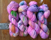Oracle Reader - Hand Dyed Sock Yarn - Classic Base - 462 yards