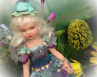 OOAK Child Fairy Zurri Mist