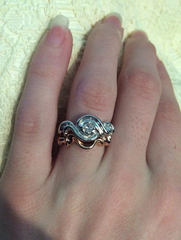 unique alternatives traditional wedding rings